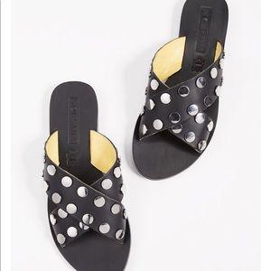 Solsana Shoes - Solsana Slide Sandals